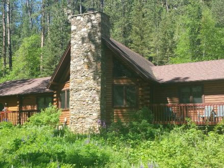 10739 victoria ln spearfish sd 4582620405 vacation for Log cabins victoria
